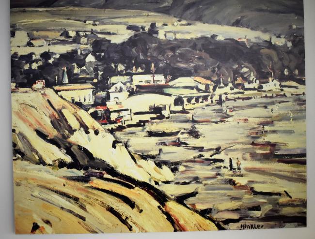 Laguna Beach Art Museum Piece
