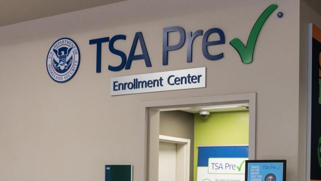 TSA PreCheck office