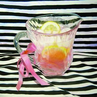 Pink Lemonade, (Oil, 2015)