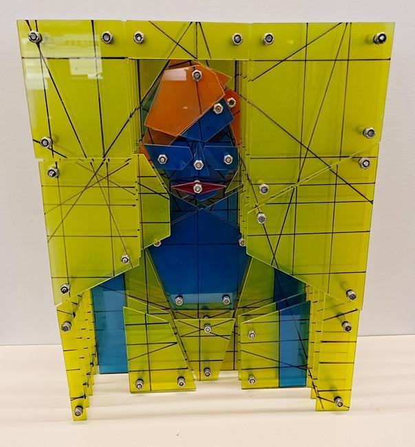 Lawrence Armstrong AMOR -1.0 Layered Glass