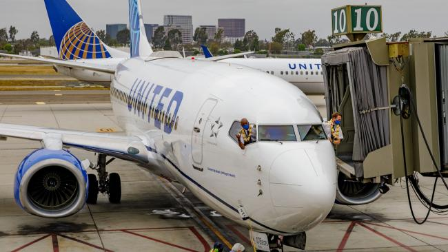 United flight to Honolulu pilots