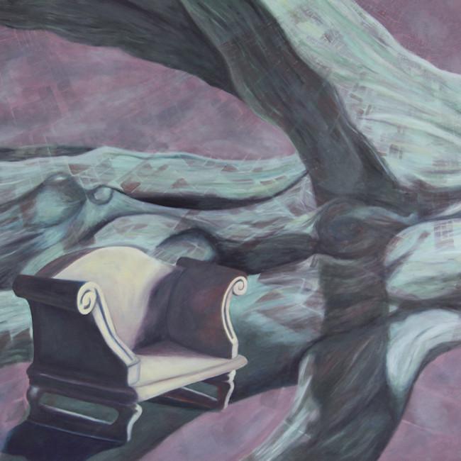 MY SPOT_Rebecca Bray_Oil Painting_2011
