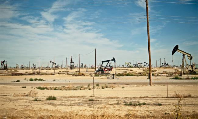 Oil Field, Photography 2015